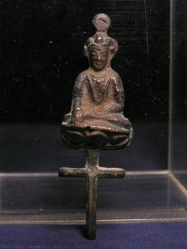 Nestorian Christian Statuette