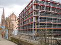 Neubau Zentrale Universitätsbibliothek Marburg am Pilgrimstein 2016-04-08.JPG