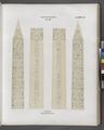 Neues Reich. Dynastie XVII. Theben ( Thebes). Karnak, Obelisk B (NYPL b14291191-38191).tiff