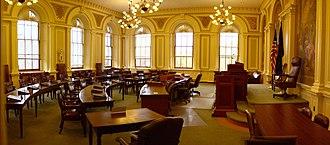 New Hampshire Senate - Image: New Hampshire State Senate
