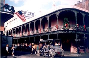 New Orleans, French Quarter, 2001