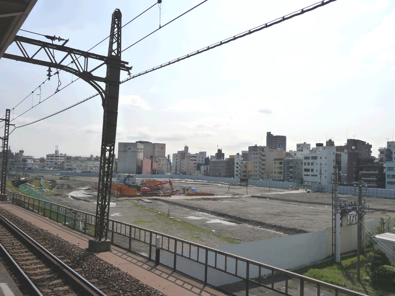 Súbor:New Tokyo Tower site before build.png