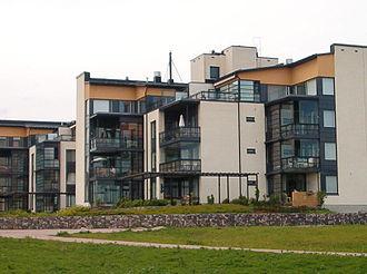 Arabianranta - New houses in Arabianranta