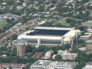 Newlands Stadium Rugby and football stadium in Cape Town, South Africa