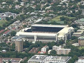 Newlands Stadium - DHL Newlands