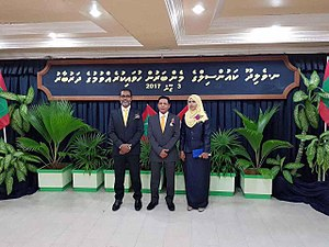 Velidhoo (Noonu Atoll) - Newly elected councilors