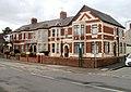 Newport , Bassaleg Road houses adjacent to West Park Road - geograph.org.uk - 2261267.jpg