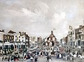 Newport High Street in 1857 by Henry Lark Pratt.jpg