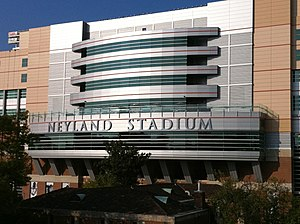 2011 Tennessee Volunteers football team - Neyland Stadium hosted eight Tennessee home games in 2011.