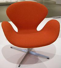 Ngv design, arne jacobsen, swan chair, 1958.JPG