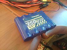 低自放电镍氢电池
