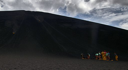Nicaragua places to visit in Nicaragua volcano boarding