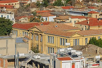 Faneromeni School - Image: Nicosia 01 2017 img 21 View from Shacolas Tower