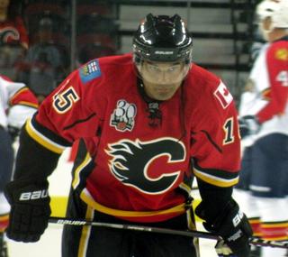 Nigel Dawes Canadian-Kazakh ice hockey player