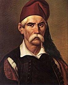 Ο Νικήτας Σταματελόπουλος, γνωστότερος ως Νικηταράς ήταν Έλληνας οπλαρχηγός και ηγετική μορφή της Ελληνικής Επανάστασης του 1821.