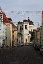 Никольская церковь на Вене