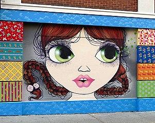 Rivington Street Wall