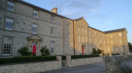 Norah Fry Hospital, formerly the Shepton Mallet Union Workhouse
