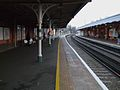 Norbury station slow platforms look south.JPG