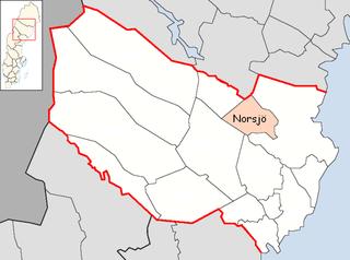 Norsjö Municipality Municipality in Västerbotten County, Sweden