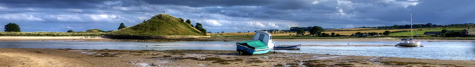 North East England banner River Aln at Alnmouth.jpg