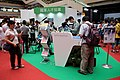 Northern Region Recruitment Center of NAF Booth in MND Hall 20150815a.jpg