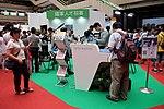 Northern Region Recruitment Center of NAF Booth in MND Hall 20150815a.jpg