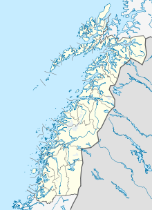 LKN is located in Nordland