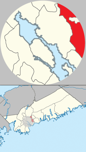 Cole Harbour, Nova Scotia - Image: Novascotiahrm coleharbourwestphal