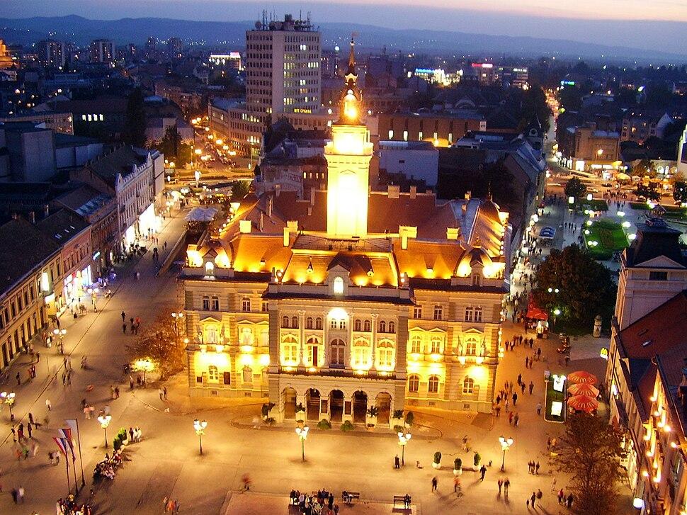 Novi Sad City Hall