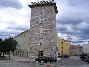 Novi Vinodolski - Frankopan Castle