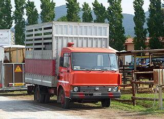 light to medium-duty truck