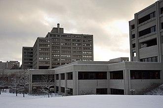 Niemenmäki - Image: OP Pohjola HQ January 23 2009