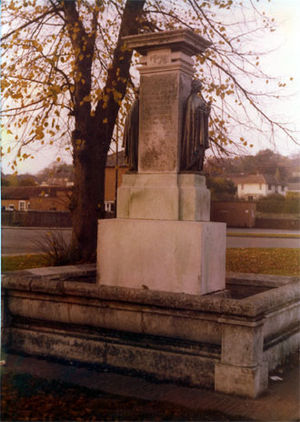 Ouida - Ouida Memorial, Bury St. Edmunds