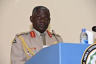 Chief of Army Staff (Ghana) - Image: Obed Boamah Akwa