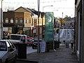 Obelisk lit up, Omagh - geograph.org.uk - 1027061.jpg