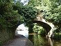 Occupation Bridge, Lancaster Canal at Hest Bank - geograph.org.uk - 1500622.jpg
