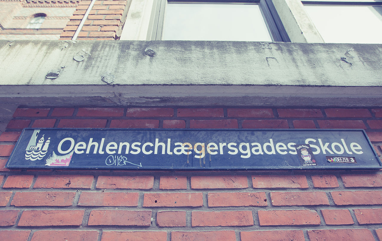 Fileoehlenschlægersgades Skole 15911150032jpg Wikimedia Commons
