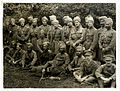 Officers of the 4th Cavalry Neuf Berguin, France (Photo 24-280).jpg