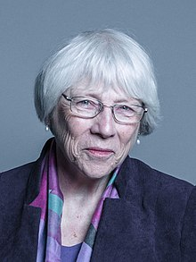 Official portrait of Baroness Richardson of Calow crop 2.jpg