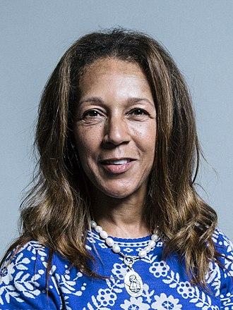 Helen Grant (politician) - Image: Official portrait of Mrs Helen Grant crop 2
