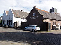Oirschot Rijksmonument 519189 Koestraat 20 De Kroon's Brouwerij.JPG