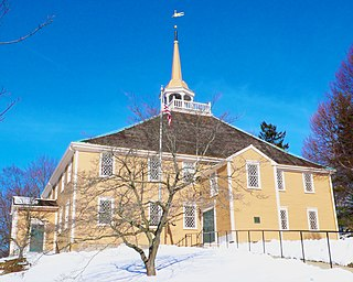 Old Ship Church United States historic place