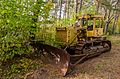 Old bulldozer. Forest find in Estonia.jpg