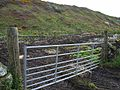 Old sea cliff below Airyolland - geograph.org.uk - 319658.jpg