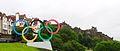 Olympic madness reached Edinburgh (7363360486).jpg