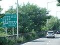 Olympicdaero Yeomchang IC Entrance(Nodeulro to Yeomchang IC) 2.jpg
