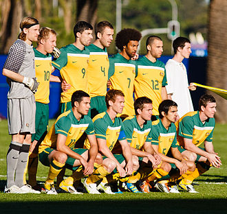 Australia national under-23 soccer team - The starting team for the Olyroos match against Yemen on 19 June 2011