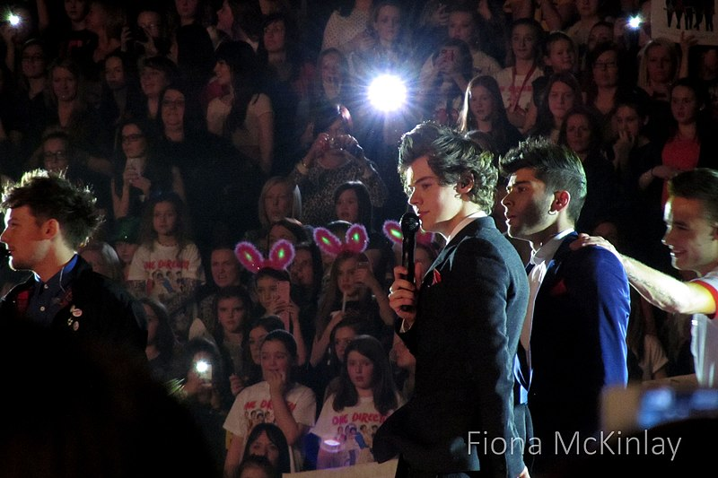File:One Direction, SECC, Glasgow 11.jpg
