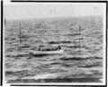 One of the Titanic lifeboats as seen from a rescuing liner.png